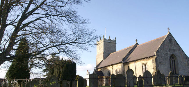 Shiptonthorpe-All-Saints-Church-Sky